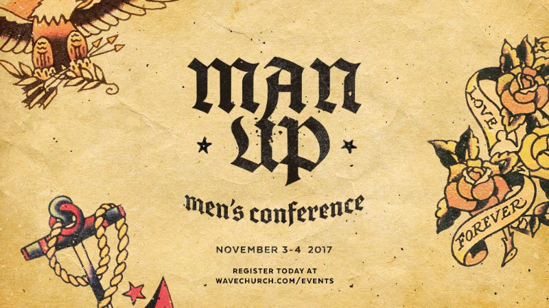 Men's ministry conference